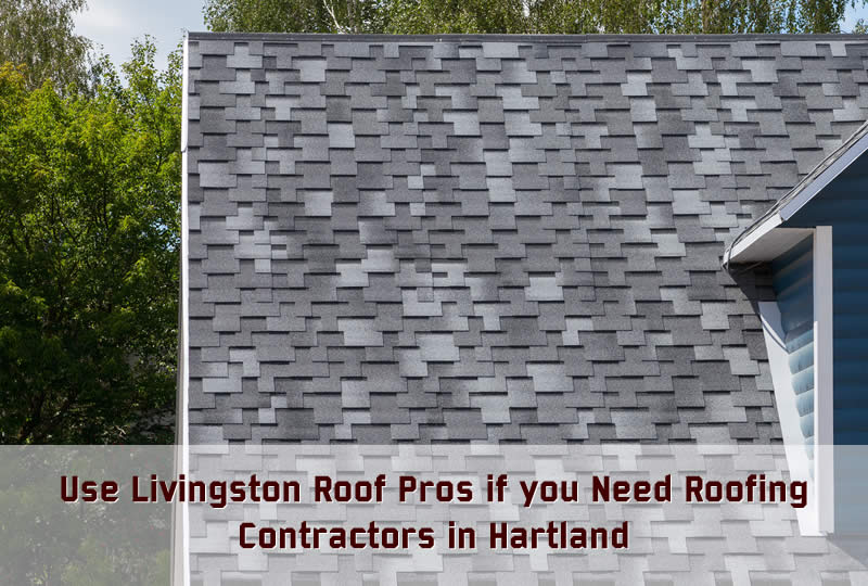 Use Livingston Roof Pros if you Need Roofing Contractors in Hartland