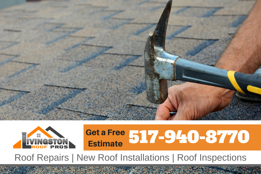 Roof Repair in Howell Michigan