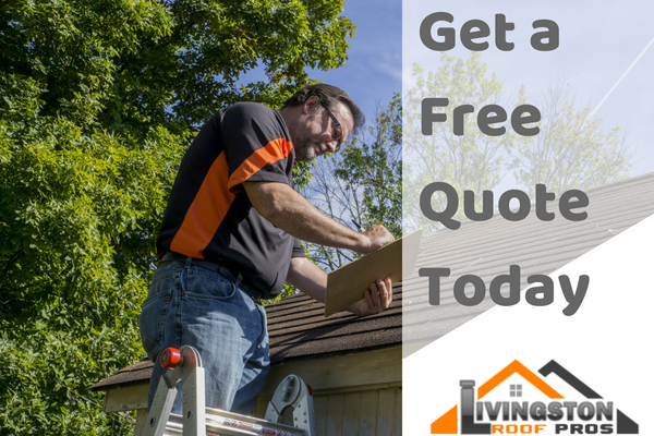 Roof Replacement in Howell Michigan Estimate