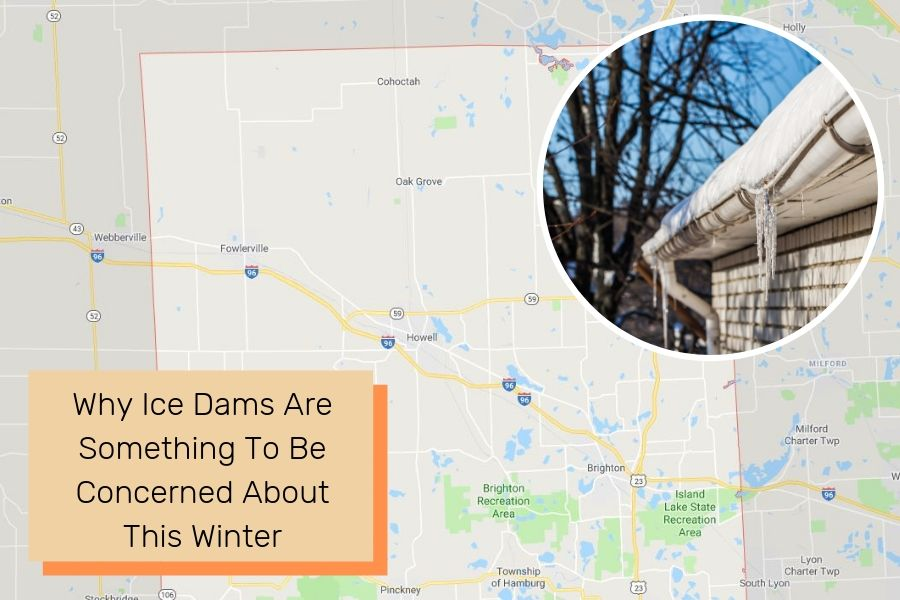 Why Ice Dams Are Something To Be Concerned About This Winter